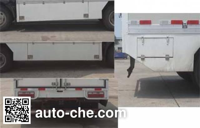 Sinotruk CDW Wangpai CDW5070XXYH1PEV electric cargo van