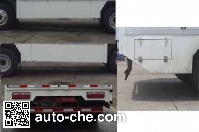 Sinotruk CDW Wangpai CDW5070XYKH2PEV electric wing van truck