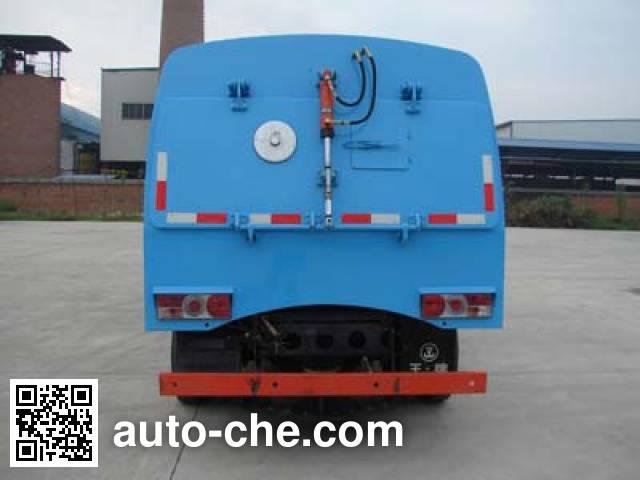 Sinotruk CDW Wangpai CDW5071TSL street sweeper truck