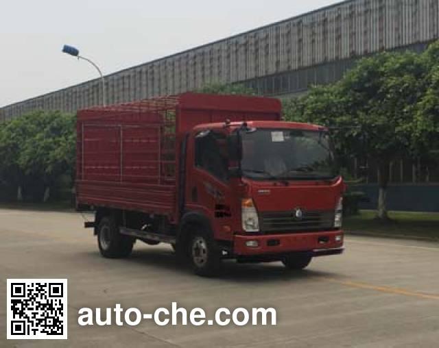 Sinotruk CDW Wangpai CDW5081CCYH1R5 грузовик с решетчатым тент-каркасом