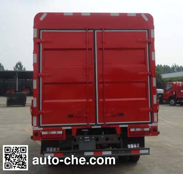 Sinotruk CDW Wangpai CDW5090CCYA1R5 грузовик с решетчатым тент-каркасом