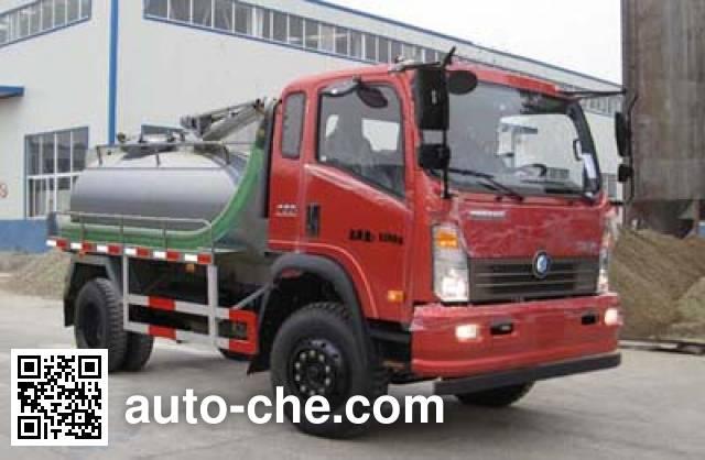 Sinotruk CDW Wangpai CDW5090GXEA2B4 suction truck