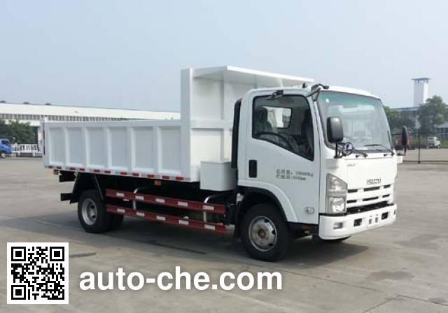 Sinotruk CDW Wangpai CDW5100ZLJ dump garbage truck