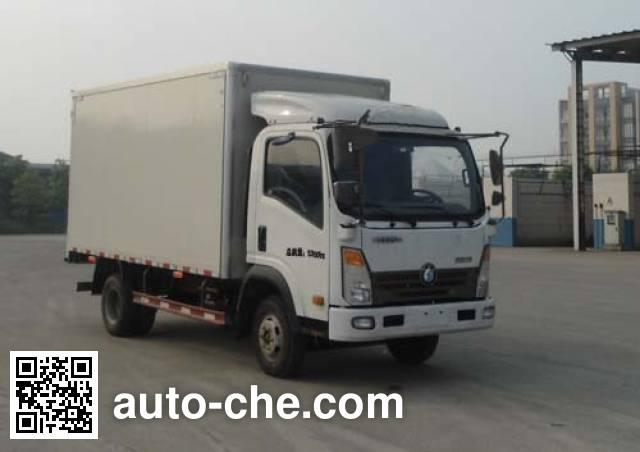 Sinotruk CDW Wangpai CDW2040XXYHA1P4 cross-country box van truck