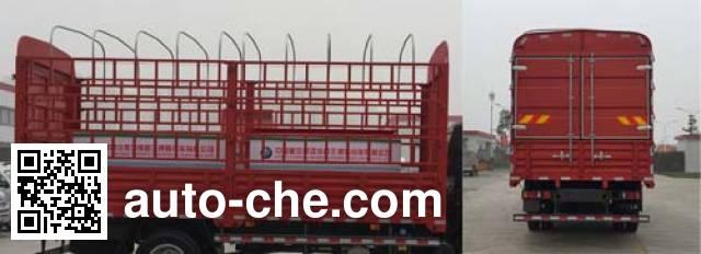 Sinotruk CDW Wangpai CDW5162CCYA1R5 грузовик с решетчатым тент-каркасом