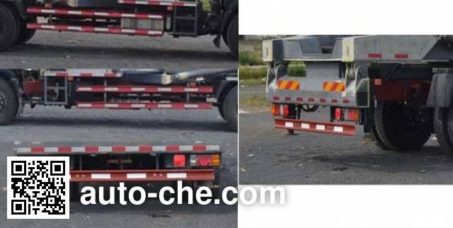 Sinotruk CDW Wangpai CDW5160ZBGA1C4 tank transport truck