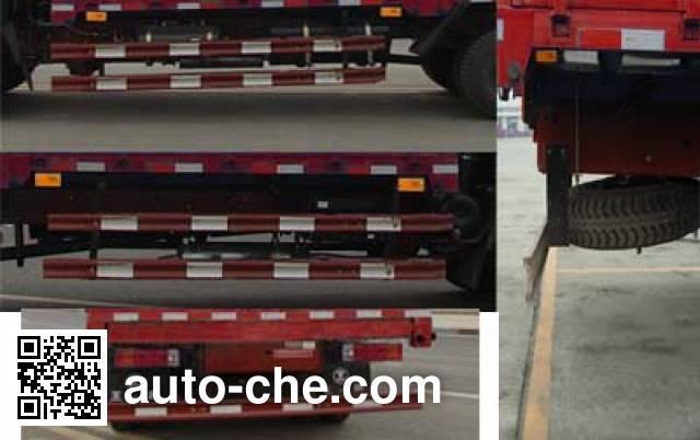 Sinotruk CDW Wangpai CDW5161CCYA1N4L грузовик с решетчатым тент-каркасом