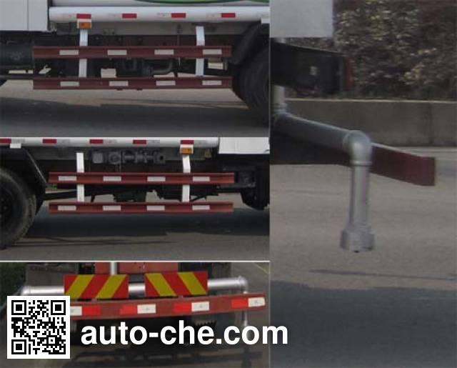 Sinotruk CDW Wangpai CDW5164GSSEV electric sprinkler truck