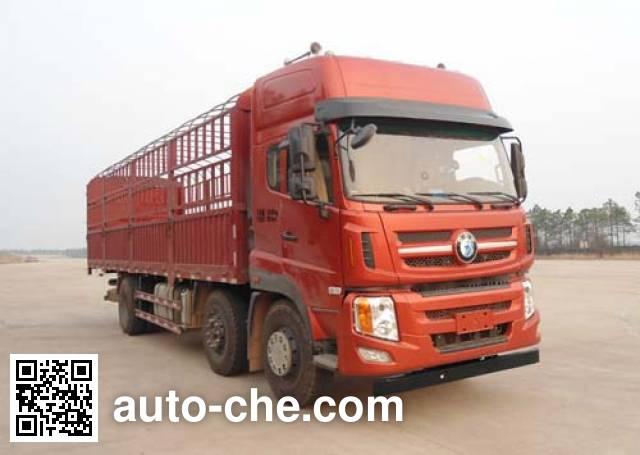 Sinotruk CDW Wangpai CDW5250CCYA1T5 грузовик с решетчатым тент-каркасом
