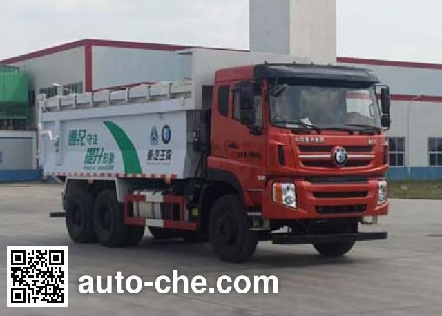 Sinotruk CDW Wangpai CDW5250ZDJA2S4 docking garbage compactor truck