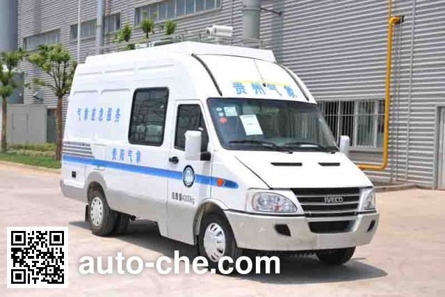 Zhongchiwei CEV5040XJE monitoring vehicle