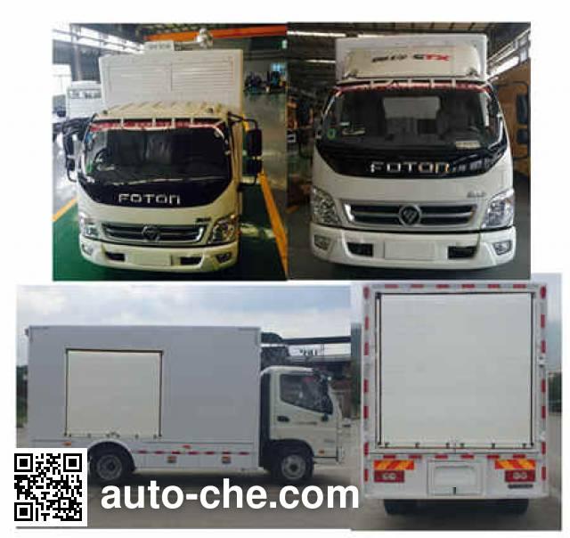 Changfeng CFQ5041XDY мобильная электростанция на базе автомобиля