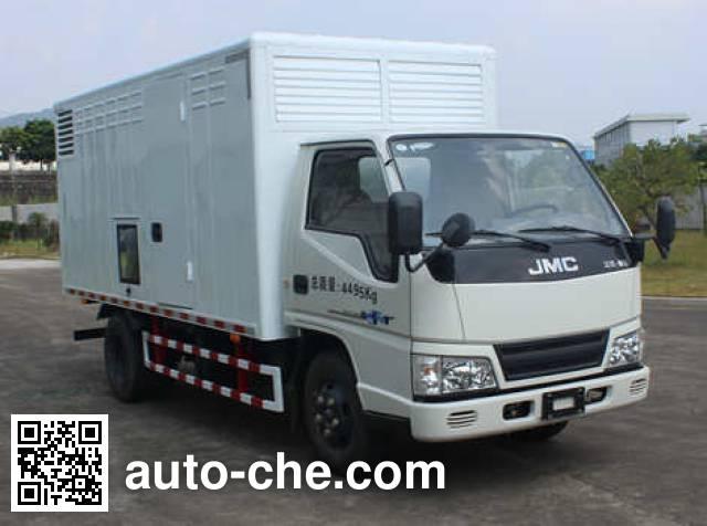 Changfeng CFQ5043XDY мобильная электростанция на базе автомобиля