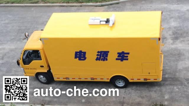 Changfeng CFQ5060XDY мобильная электростанция на базе автомобиля