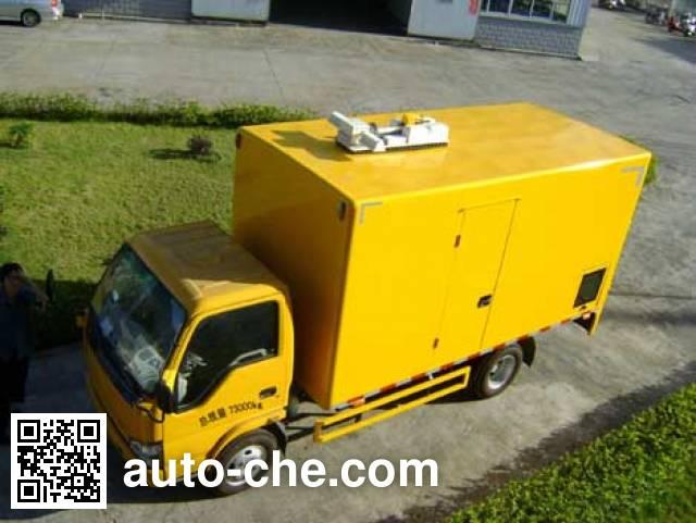Changfeng CFQ5071XDY мобильная электростанция на базе автомобиля