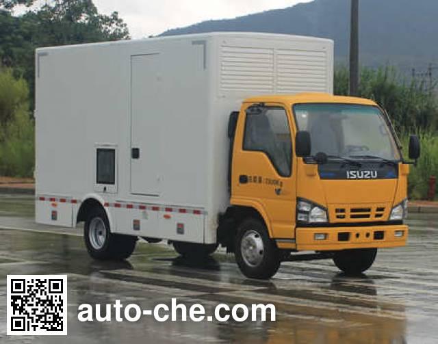Changfeng CFQ5072XDY мобильная электростанция на базе автомобиля