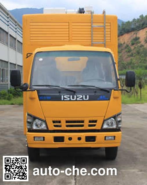 Changfeng CFQ5073XDY мобильная электростанция на базе автомобиля