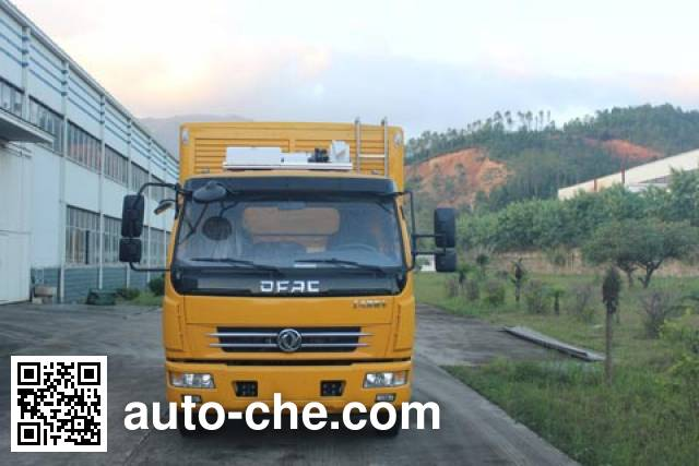 Changfeng CFQ5081XDY мобильная электростанция на базе автомобиля