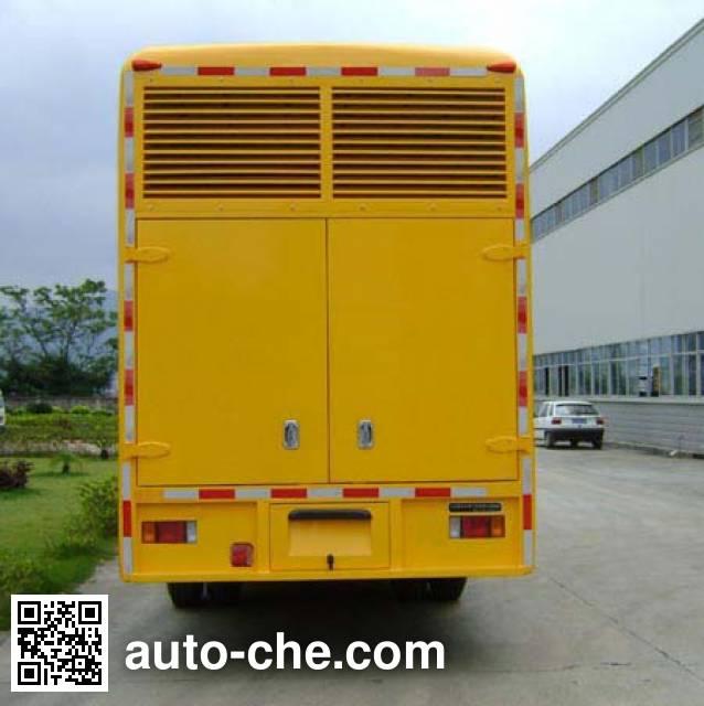 Changfeng CFQ5101XDY мобильная электростанция на базе автомобиля