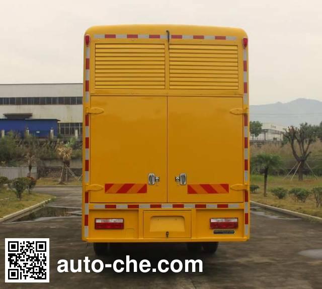 Changfeng CFQ5103XDY мобильная электростанция на базе автомобиля
