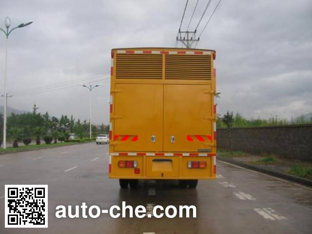 Changfeng CFQ5121TDY мобильная электростанция на базе автомобиля