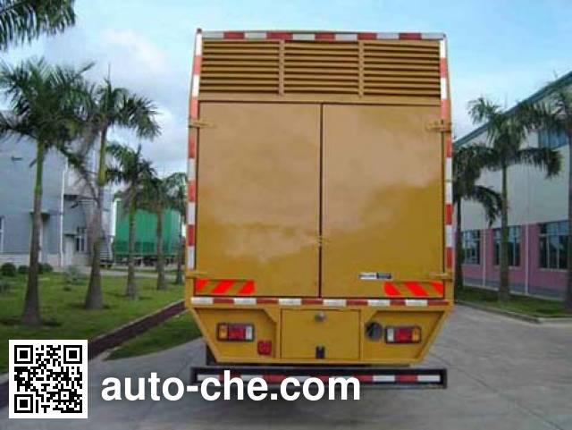 Changfeng CFQ5140TDY3F мобильная электростанция на базе автомобиля
