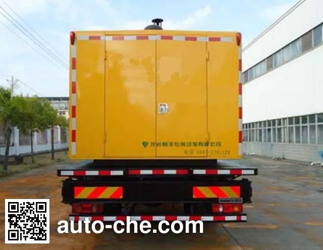 Changfeng CFQ5160TPS высокопроизводительная машина для аварийного осушения и подачи воды