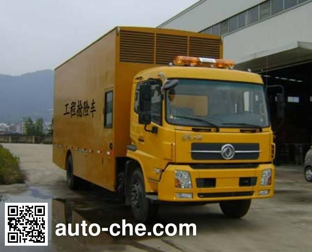Changfeng CFQ5160TQX инженерно-спасательный автомобиль