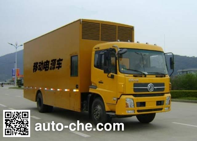 Changfeng CFQ5162TDY мобильная электростанция на базе автомобиля