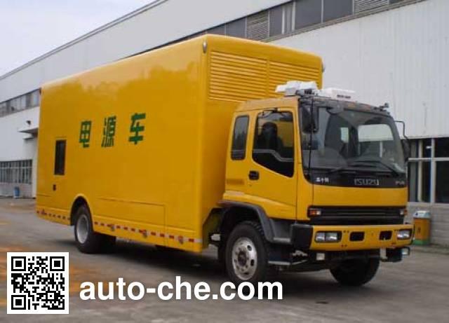 Changfeng CFQ5163XDY мобильная электростанция на базе автомобиля