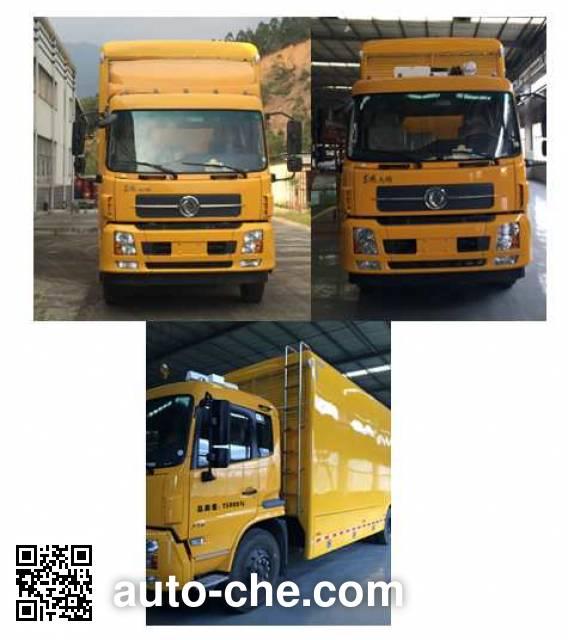 Changfeng CFQ5140XDY мобильная электростанция на базе автомобиля