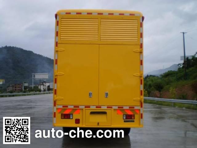 Changfeng CFQ5210XDY мобильная электростанция на базе автомобиля