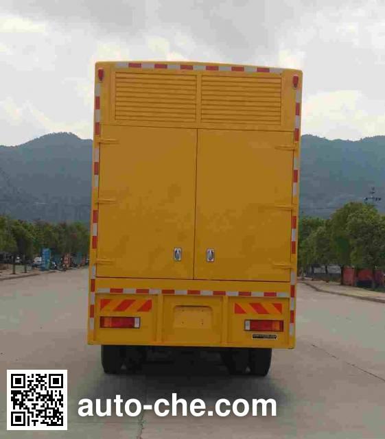 Changfeng CFQ5211XDY мобильная электростанция на базе автомобиля