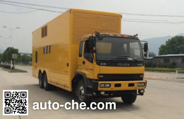 Changfeng CFQ5250XDY мобильная электростанция на базе автомобиля