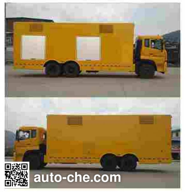 Changfeng CFQ5252XDY мобильная электростанция на базе автомобиля