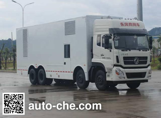 Changfeng CFQ5310XDY мобильная электростанция на базе автомобиля