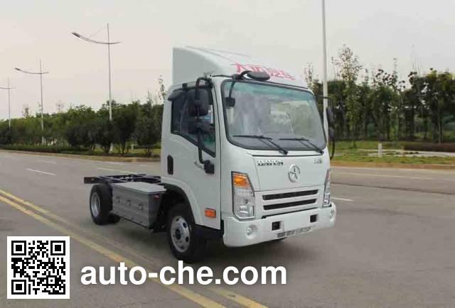 Dayun CGC1044EV1CBBJEAHY electric truck chassis