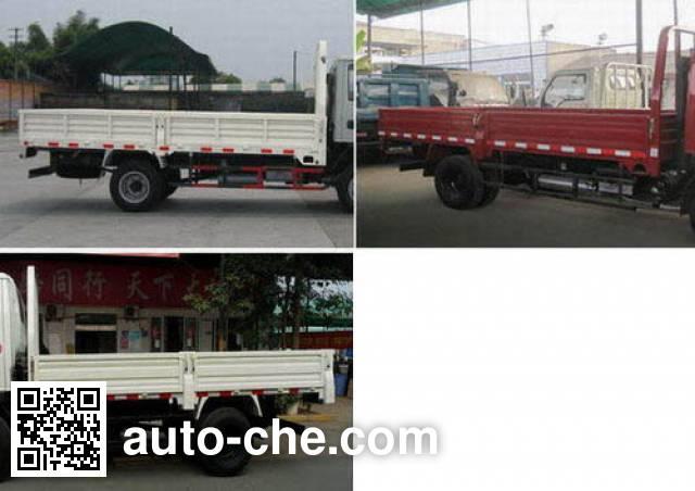 Dayun CGC2041HDD33D off-road truck