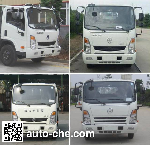 Dayun CGC1101HDE39E truck chassis