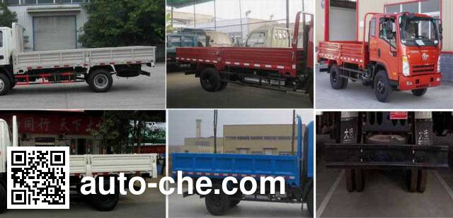 Dayun CGC2040HDE33E off-road truck
