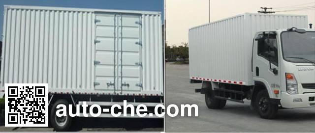 Dayun CGC2040XHDD33D cross-country box van truck