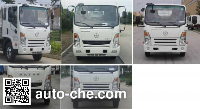 Dayun CGC3040HDD33E dump truck