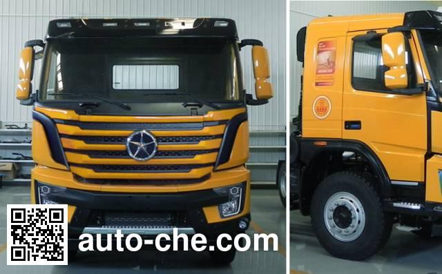Dayun CGC3310D4RDA dump truck