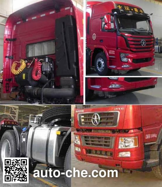 Dayun CGC4252D4XBA tractor unit