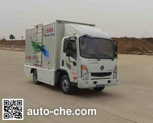大运牌CGC5040XXYBEV1CAG0纯电动厢式运输车