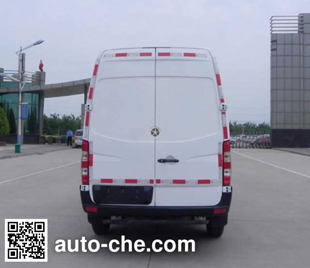 Dayun CGC5040XXYBEV1EAL9 electric cargo van