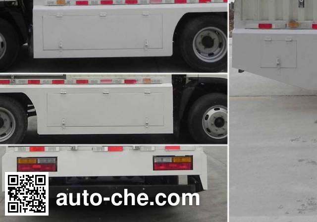 Dayun CGC5040XXYBEV1YAH0 electric cargo van