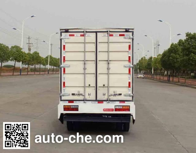 大运牌CGC5044XXYBEV1CBLJXAGK纯电动厢式运输车