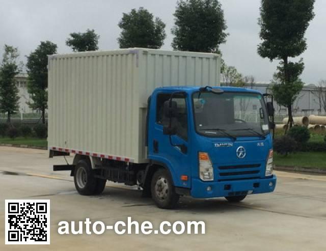 Dayun CGC5047XXYHDE33E box van truck