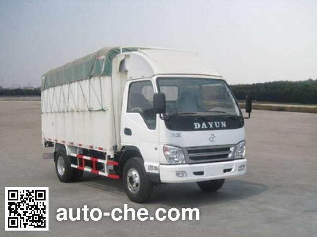 Dayun CGC5047CPYDB33E3 soft top box van truck